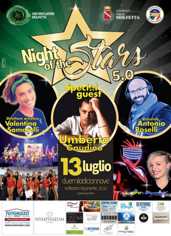 Night of the Stars - Molfetta
